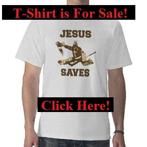 Jesus T- Shirt is for Sale!